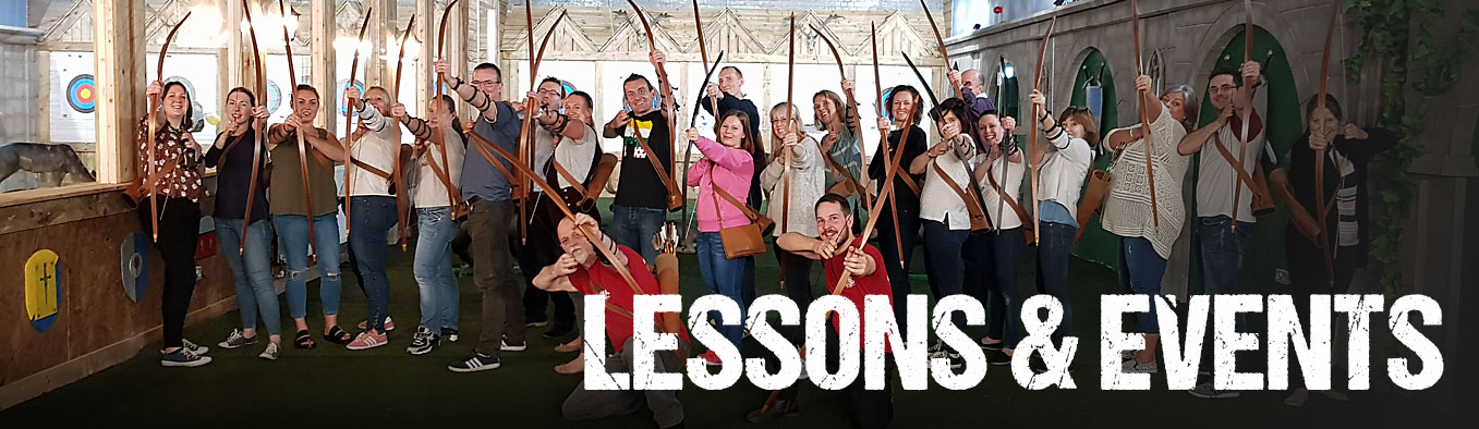 Lessons & Events