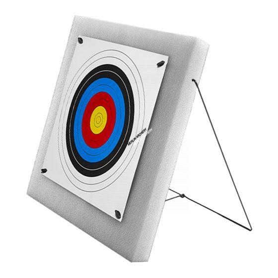 EK Archery Foam Target With Stand 60cm