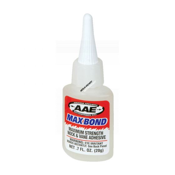 AAE Fletching Glue Max Bond 20g