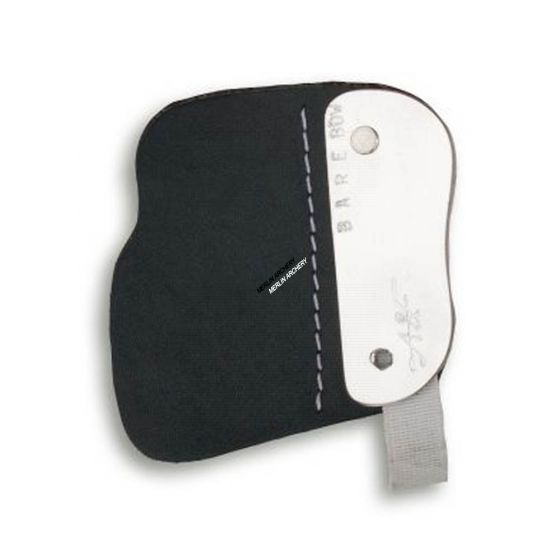 A&F Leather Tab Barebow