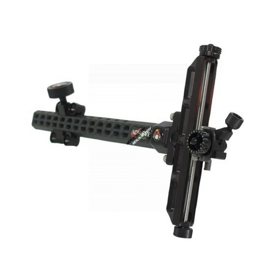 Axcel Achieve Carbon Recurve Sight - With Lock System