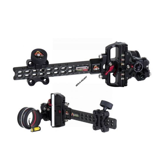 Axcel Accutouch Hunting Sight - 1 Pin