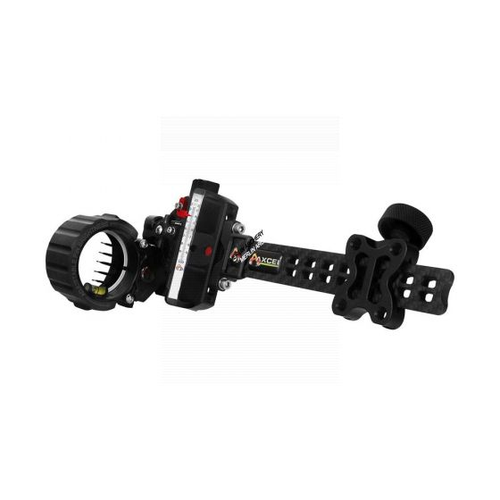 Axcel Accutouch Hunting Sight - 5 Pin