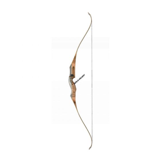 Bear Super Kodiak One Piece Recurve Bow 60""