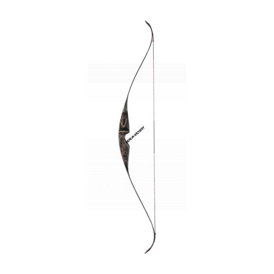 Bear Super Grizzly One Piece Recurve Bow 58""