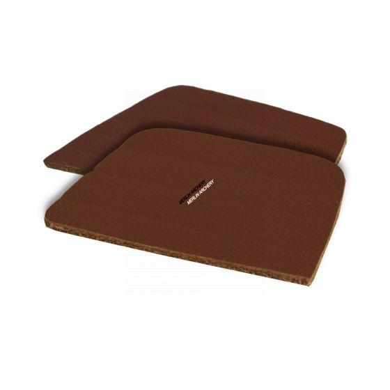 Bear Leather Plate Rest