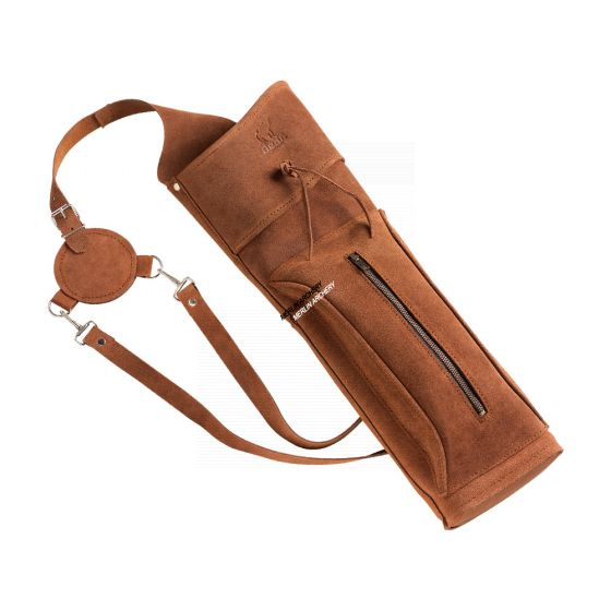 Bear Deluxe Back Quiver