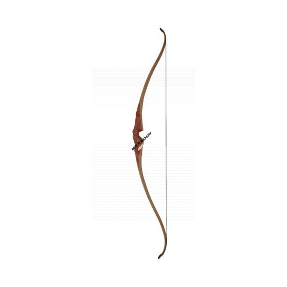 Buck Trail Elite Varro Cocobola One Piece Bow