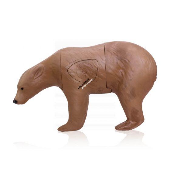 Delta Mckenzie 3D Pro Series - Medium Brown Bear