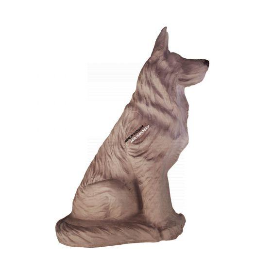 Eleven 3D Target - Sitting Wolf