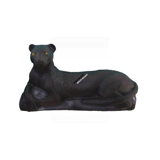 Eleven 3D Target - Black Panther