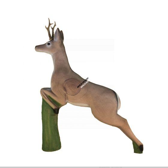 Eleven 3D Target - Leaping Deer