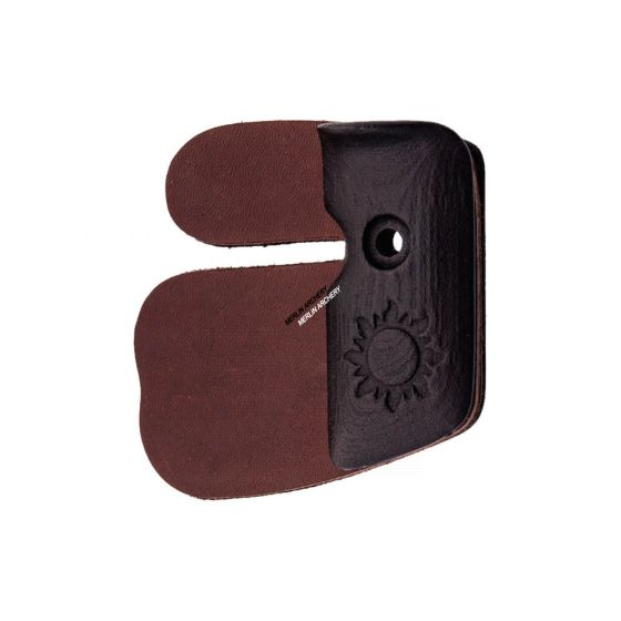 Fairweather Archery - Tab Plates And Leather