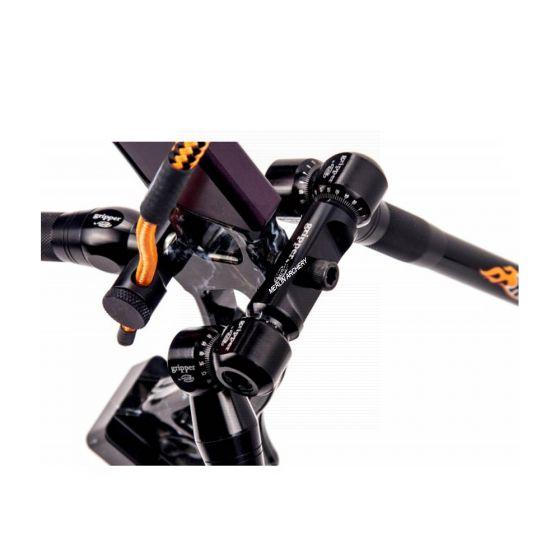 Gripper Archery Quick Detach Double