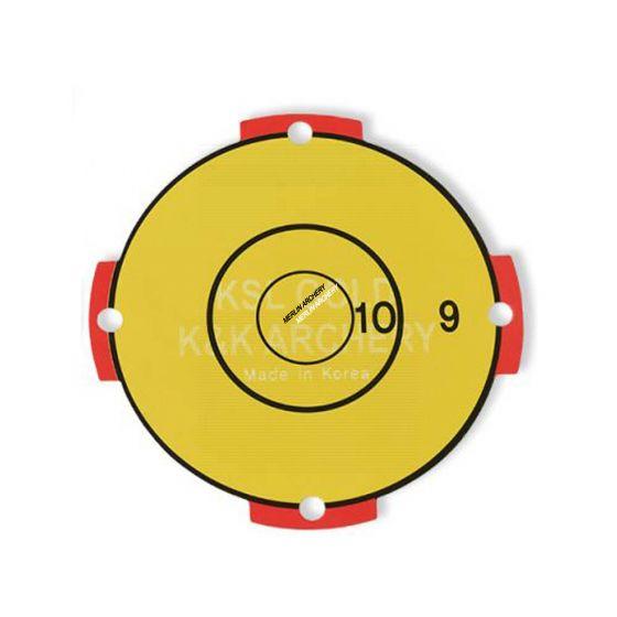 K & K KSL Gold Stickers - 40cm