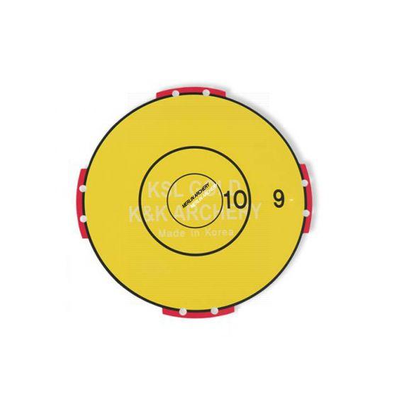 K & K KSL Gold Stickers - 80cm