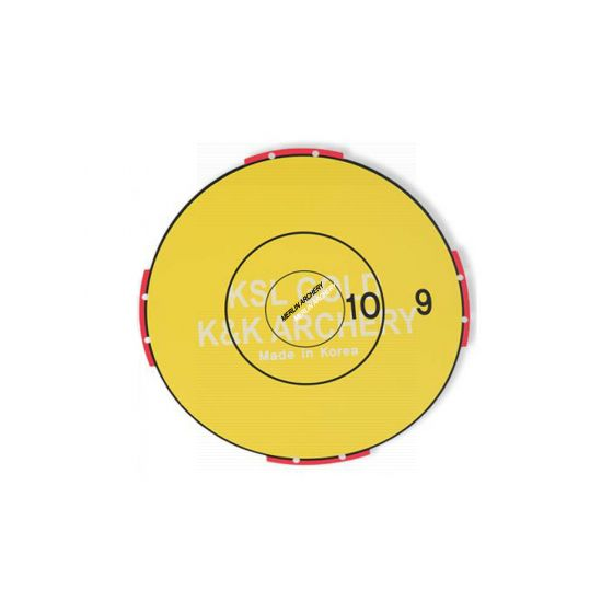 K & K KSL Gold Stickers - 122cm