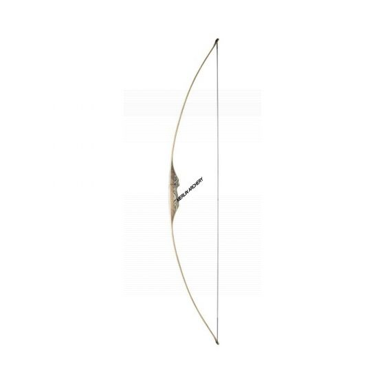 """White Feather Shearwater 62"""" Flatbow"""
