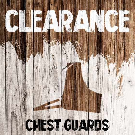 Clearance - Chest Guards