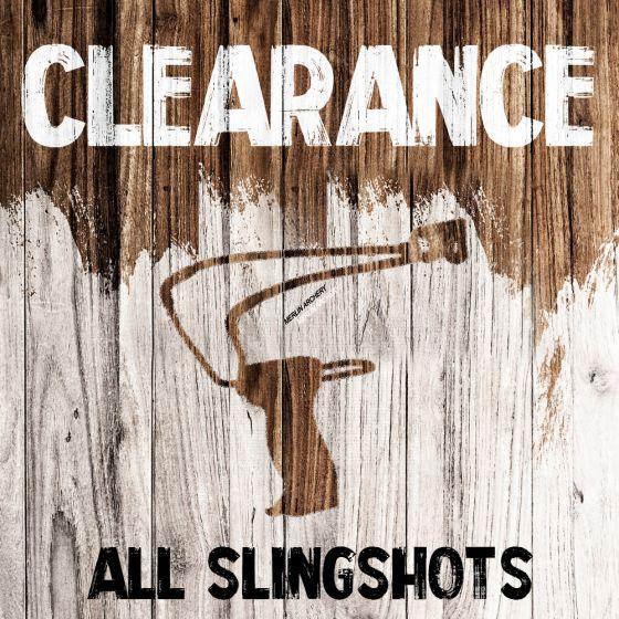 Clearance - All Slingshots