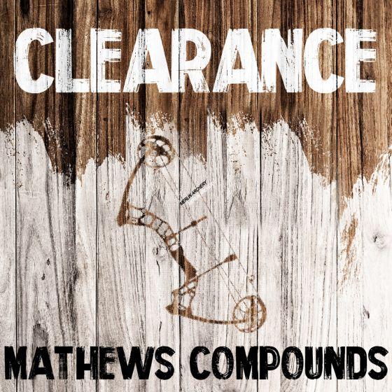 Clearance - Mathews Compound Bows