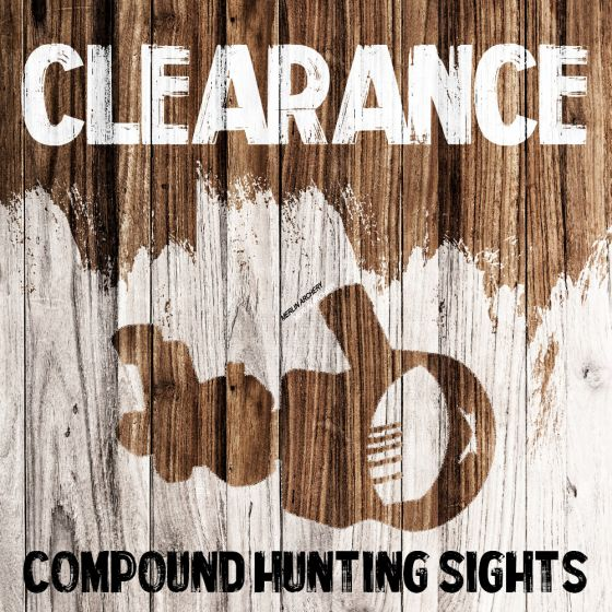 Clearance - Compound Hunting Sights