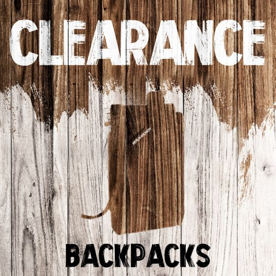 Clearance - Backpacks