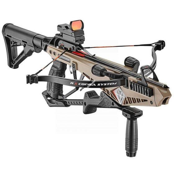 EK Archery Cobra RX 130lb Pistol Crossbow