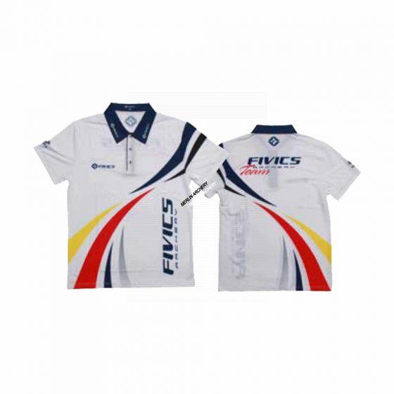 Fivics T- Shirt 2020 - White