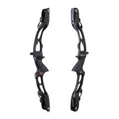 "MK Archery L3 Dual Length 25""-23"" Recurve Riser"