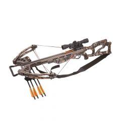 EK Archery Titan Compound Crossbow Package