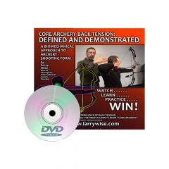 Larry Wise Core Archery Back Tension DVD