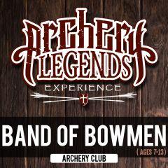 Band of Bowmen Archery Club (7-13)