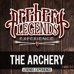 The Archery Legends Experience (Ages 7+)