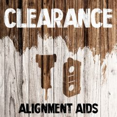 Clearance - Alignment Aids