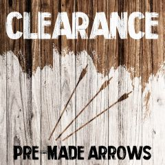 Clearance - Pre-made Arrows