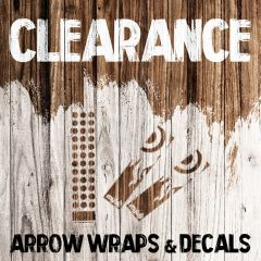 Clearance - Arrow Wraps & Decals