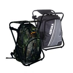 Aurora Backpack with Stool