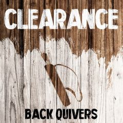 Clearance - Back Quivers
