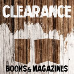 Clearance - Books & Magazines