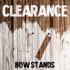 Clearance - Bow Stands