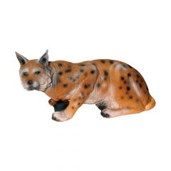 Bearpaw Longlife 3D Target - Lying Lynx