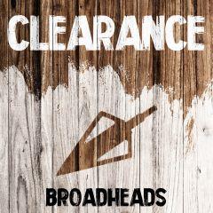 Clearance - Broadheads