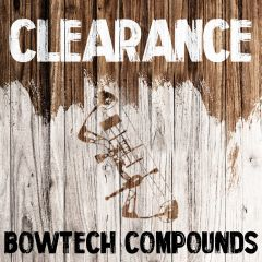 Clearance - Bowtech Compound Bows