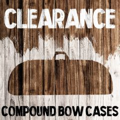 Clearance - Compound Bow Cases