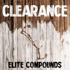 Clearance - Elite Compound Bows