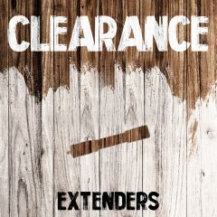 Clearance - Extenders