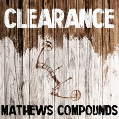 Clearance - Mathews Compound Bows