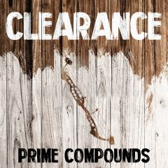Clearance - Prime Compound Bows