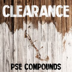 Clearance - PSE Compound Bows